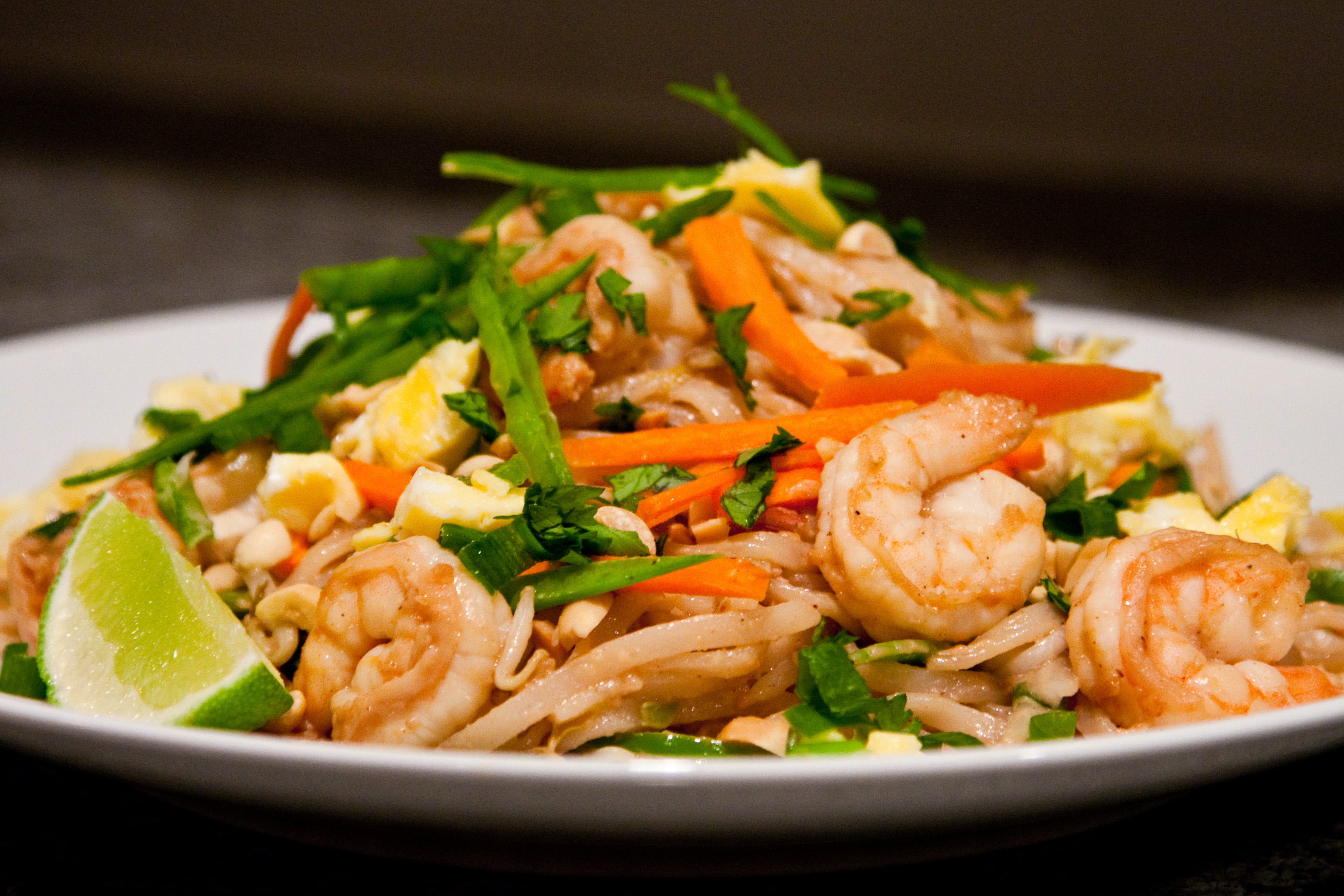 Pad thai cucina di carrie for About italian cuisine